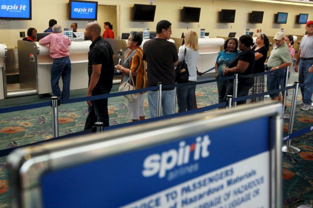 Todos los pasajeros eran de raza negra. Foto:Getty Images. Imagen Por: