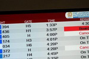 Pero les resignó otro vuelo a los pasajeros expulsados. Foto:Getty Images. Imagen Por: