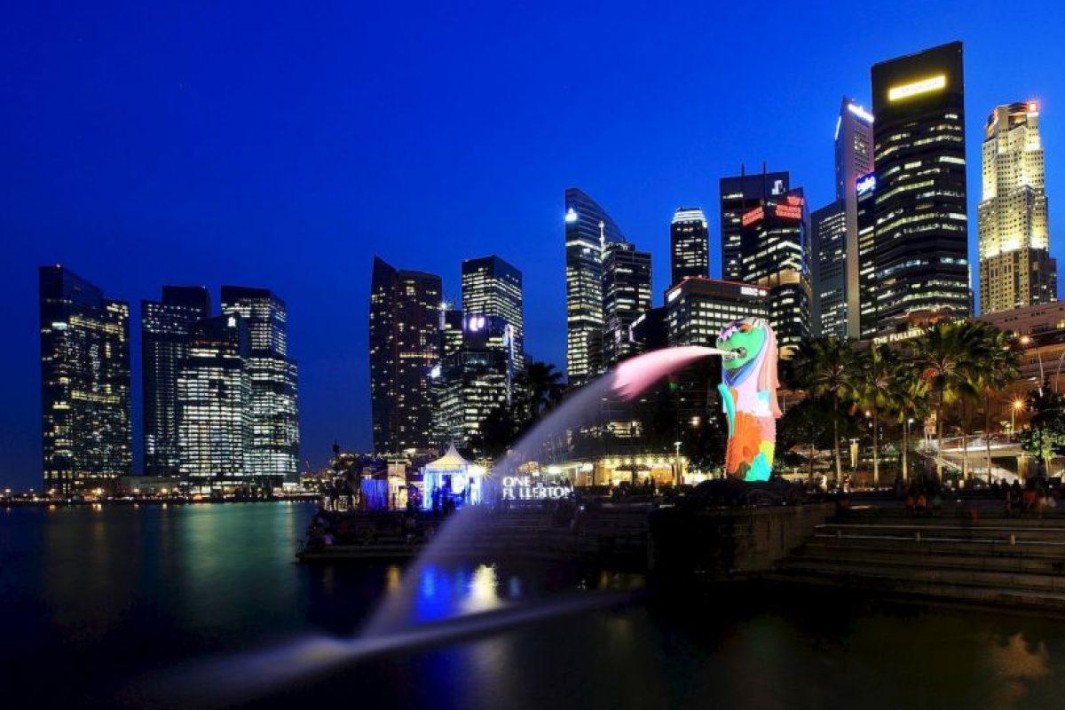 1. Singapur Foto:Getty Images. Imagen Por:
