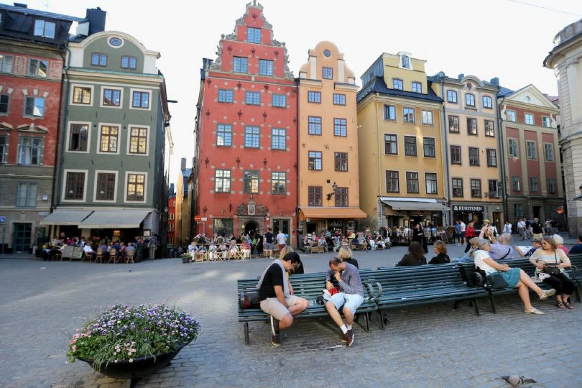 9. Suecia Foto:Getty Images. Imagen Por: