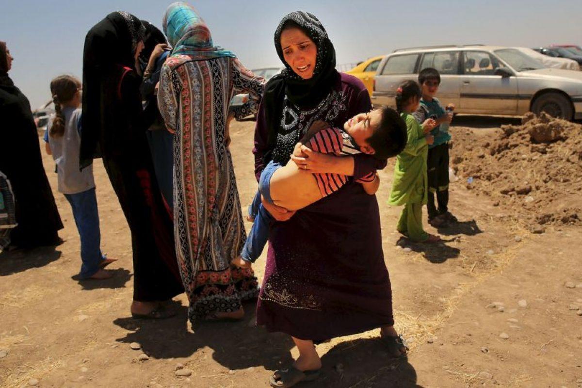 Entre 40 y 50 años: 50 mil dinares (43.03 dólares) Foto:Getty Images. Imagen Por: