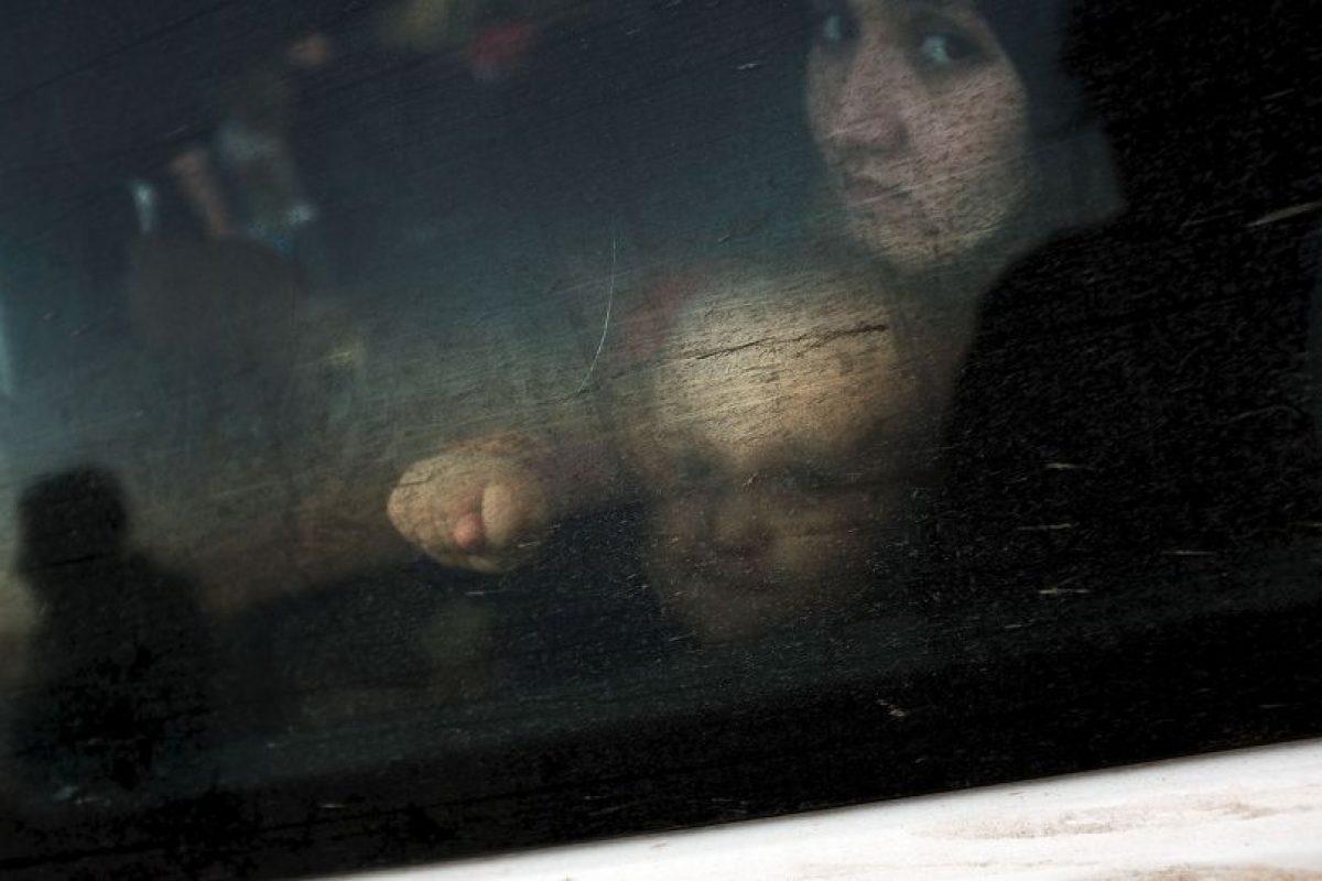 Una de las actividades que financian las operaciones terroristas del grupo Estado Islámico es la trata de personas Foto:Getty Images. Imagen Por: