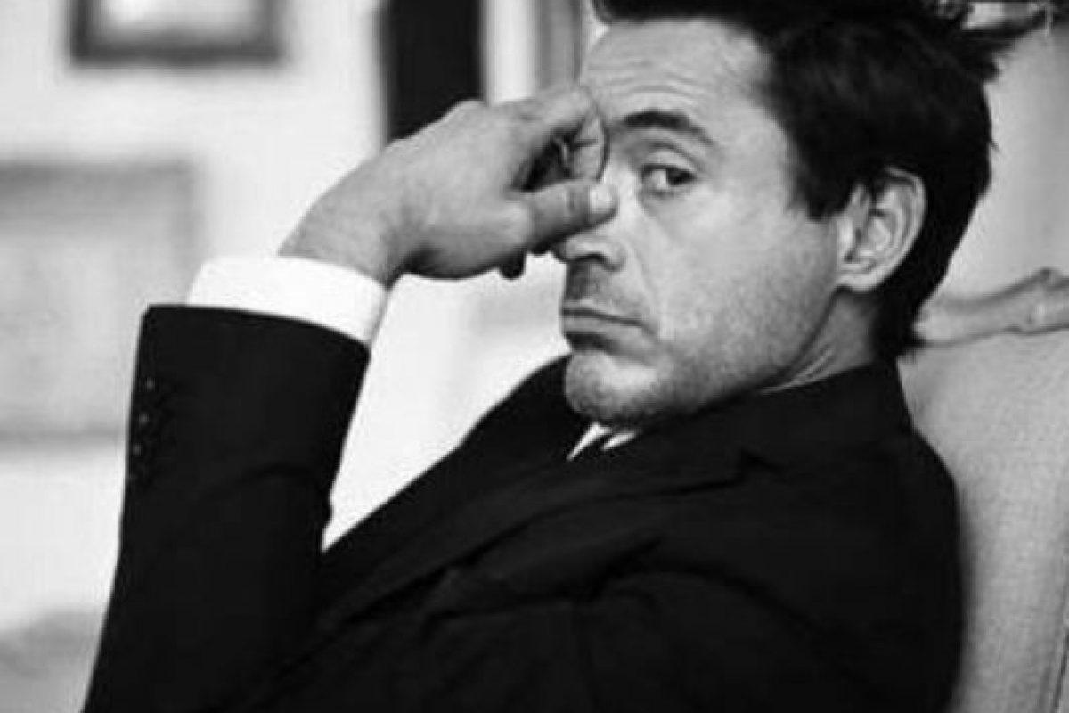 A sus 50 años sigue siendo perfecto para muchos. Foto:vía Facebook/Robert Downey Jr.. Imagen Por: