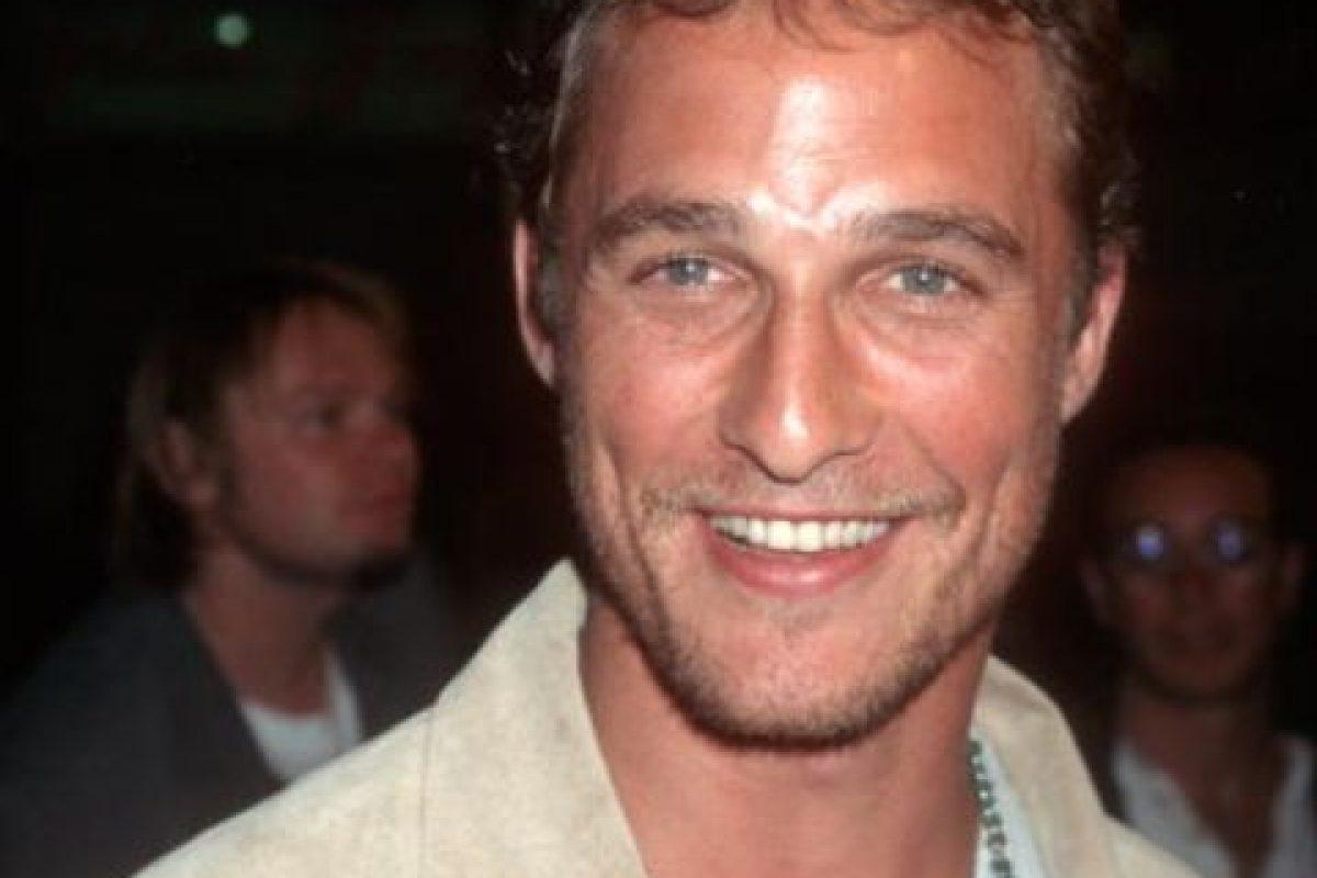 Ya no era el galán emergente sino un actor serio. Foto:vía Getty Images. Imagen Por:
