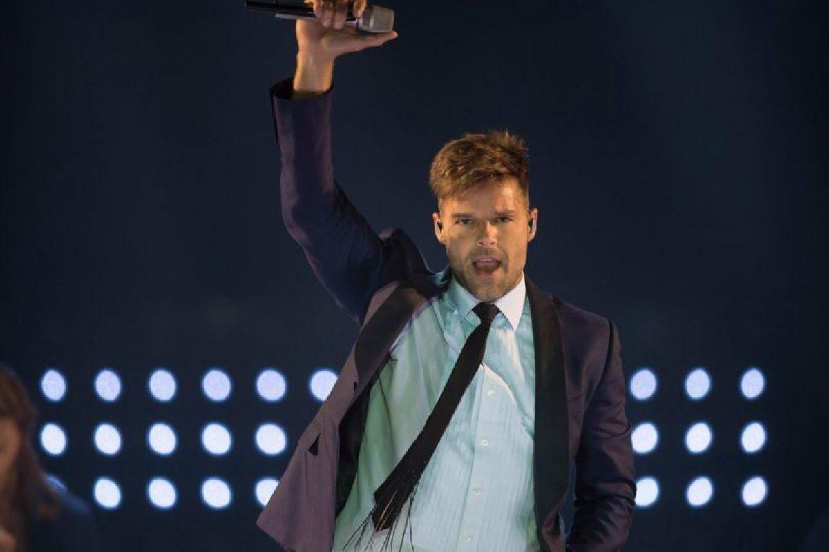 Y también ha mejorado increíblemente su estilo. Foto:vía Facebook/Ricky Martin. Imagen Por: