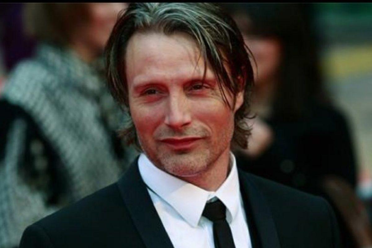 """El actor danés ahora es un ídolo con """"Hannibal"""". Foto:vía Facebook/Mads Mikkelsen. Imagen Por:"""