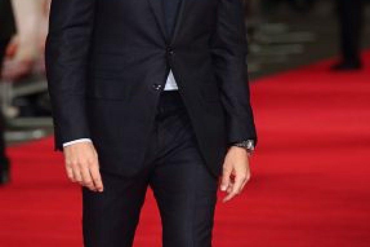El actor es ahora un gran símbolo sexual. Foto:vía Getty Images. Imagen Por: