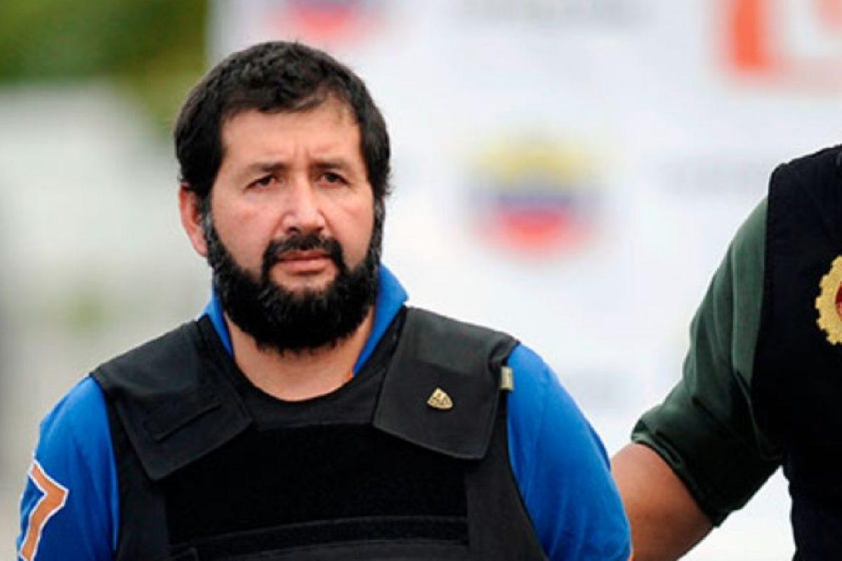 """Daniel """"El Loco"""" Barrera fue uno de los jefes de la Bacrim (Bandas Criminales al Servicio del Narcotráfico). Fue capturado en 2012. Foto:vía AFP. Imagen Por:"""