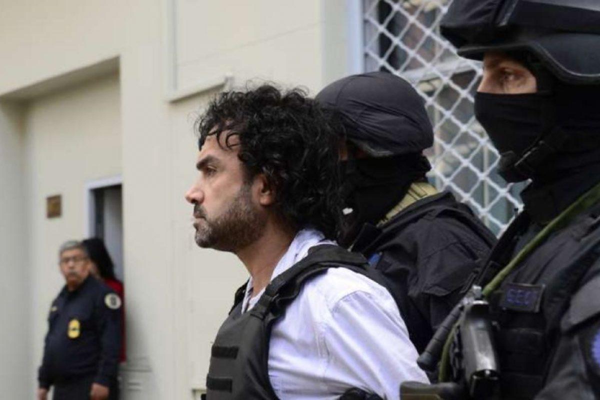 Anduvo prófugo en varios países de Latinoamérica. Foto:vía AP. Imagen Por: