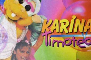 """""""Karina y Timoteo"""" comenzó a transmitirse en 1995 y finalizó en 1999. Fue uno de los programas más exitosos de la televisión peruana y se transmitía por cuatro horas. Foto:vía América TV. Imagen Por:"""
