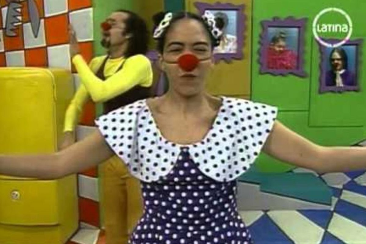 """Wendy Ramos era """"Wendy"""", la abnegada y tonta esposa de """"Machín"""", que de vez en cuando sacaba las uñas. Foto:vía Frecuencia Latina. Imagen Por:"""