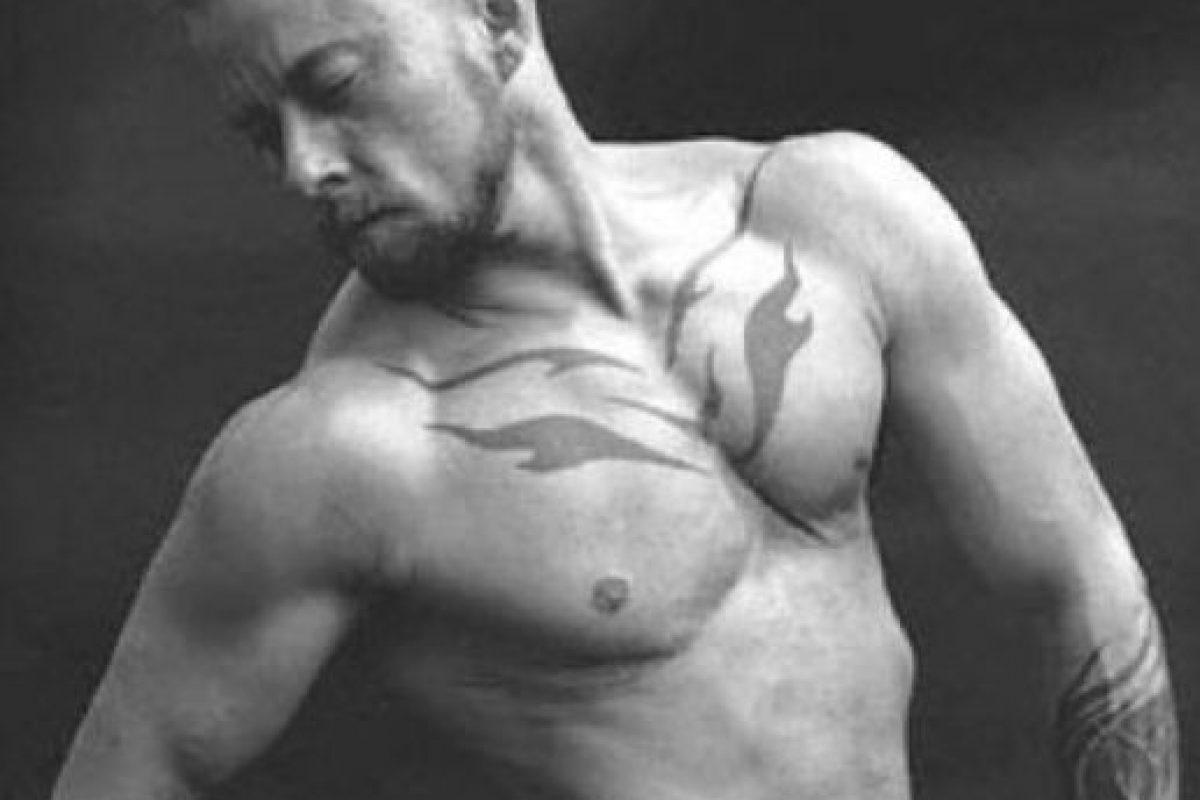 Actualmente es un activista transexual con músculos envidiables. Foto:Vía Tumblr. Imagen Por: