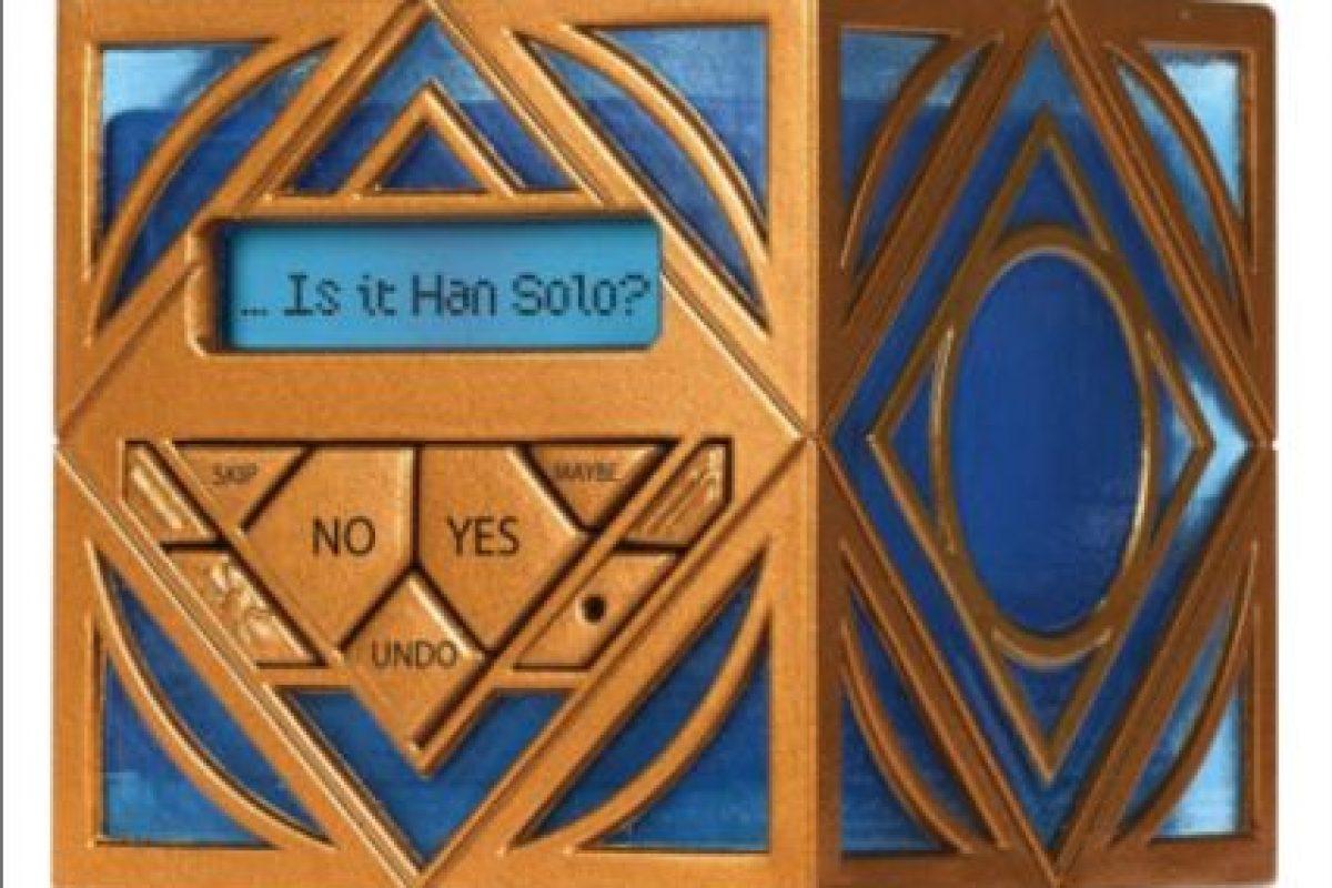 Jedi Holocron: Juego de 20 preguntas Foto:20Q. Imagen Por: