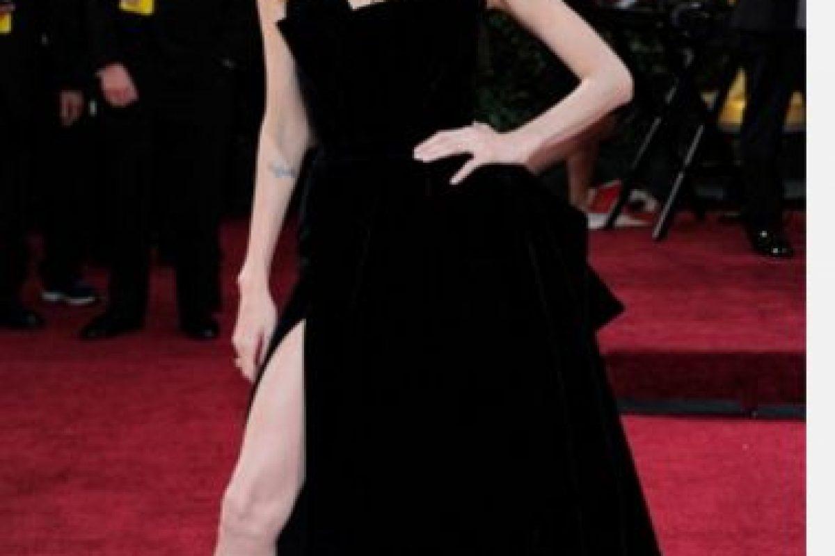 Sobre todo porque los rumores del mal aliento de Angelina Jolie son ciertos. Foto:vía Getty Images. Imagen Por: