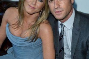 """No solo Angelina estaba de por medio, también la halitosis de la protagonista de """"Friends"""". Foto:vía Getty Images. Imagen Por:"""