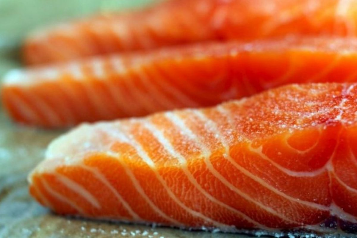 Es de las variedades de pescado con mayor contenido calórico, asimila en mayor cantidad toxinas como las dioxinas y mercurio, razón por la cual Noruega (mayor productor de salmón en el mundo). Se recomienda no consumir más de dos veces a la semana este pescado. Foto:Wikimedia. Imagen Por: