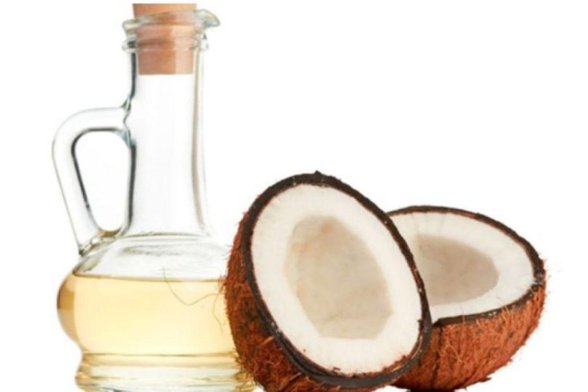 6. Aceite de coco. LO QUE SE DICE: Aceite que sirve para adelgazar, prevenir el cáncer, para piel y pelo. Foto:Tumblr. Imagen Por: