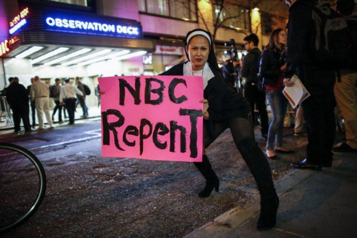 A pesar de las protestas. Foto:AFP. Imagen Por: