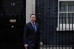 """Cameron afirmó que no hay """"certeza"""" de que haya sido un artefacto explosivo, pero parece cada vez """"más probable"""" que lo fuera. Foto:AFP. Imagen Por:"""