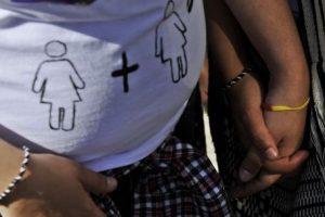 Hasta ahora, solo se permitía este derecho a los homosexuales si el menor era hijo biológico de alguno de los miembros de la pareja. Foto:AFP. Imagen Por: