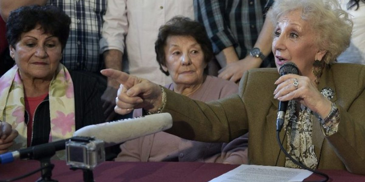 Abuelas de Plaza de Mayo encuentran al nieto 118 apropiado en dictadura
