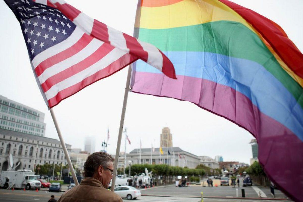 El matrimonio entre personas del mismo sexo se aprobó en Sudáfrica en 2006. Foto:Getty Images. Imagen Por: