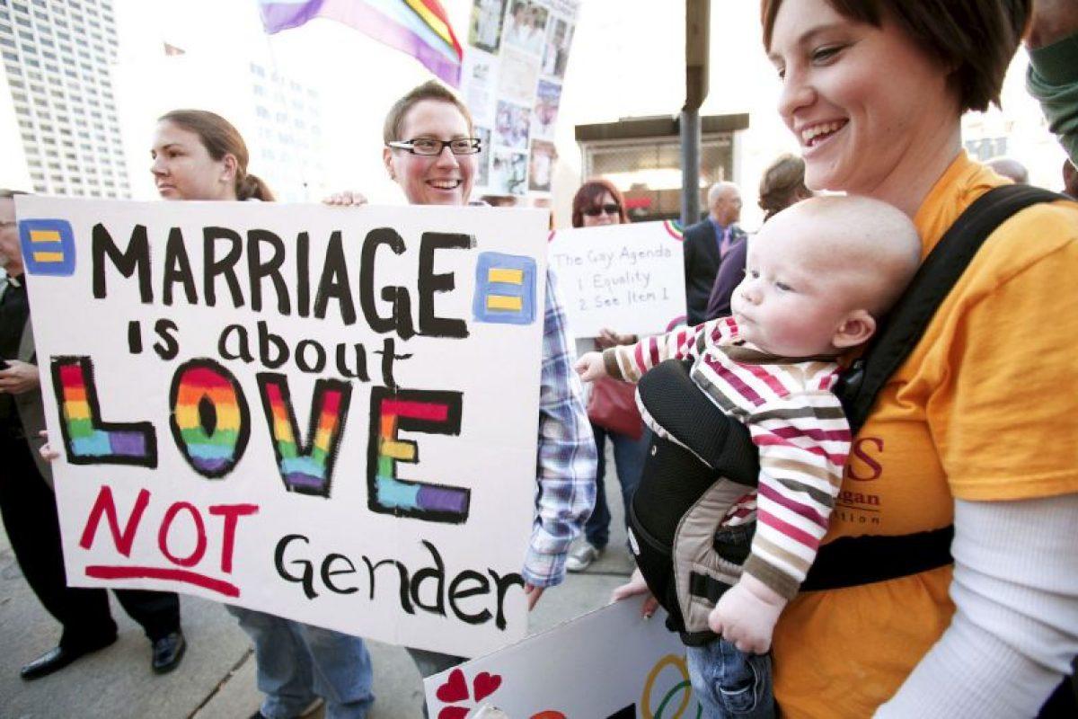 Islandia aprobó el matrimonio igualitario en 2010. Foto:Getty Images. Imagen Por:
