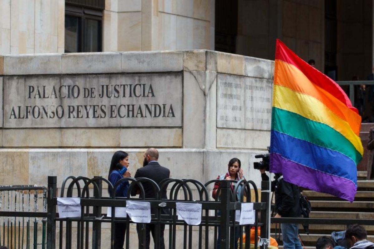 El debate, de más de nueve horas, ha concluido con seis votos a favor y dos en contra de los magistrados que conforman el Alto Tribunal Foto:PUBLIMETRO COLOMBIA. Imagen Por: