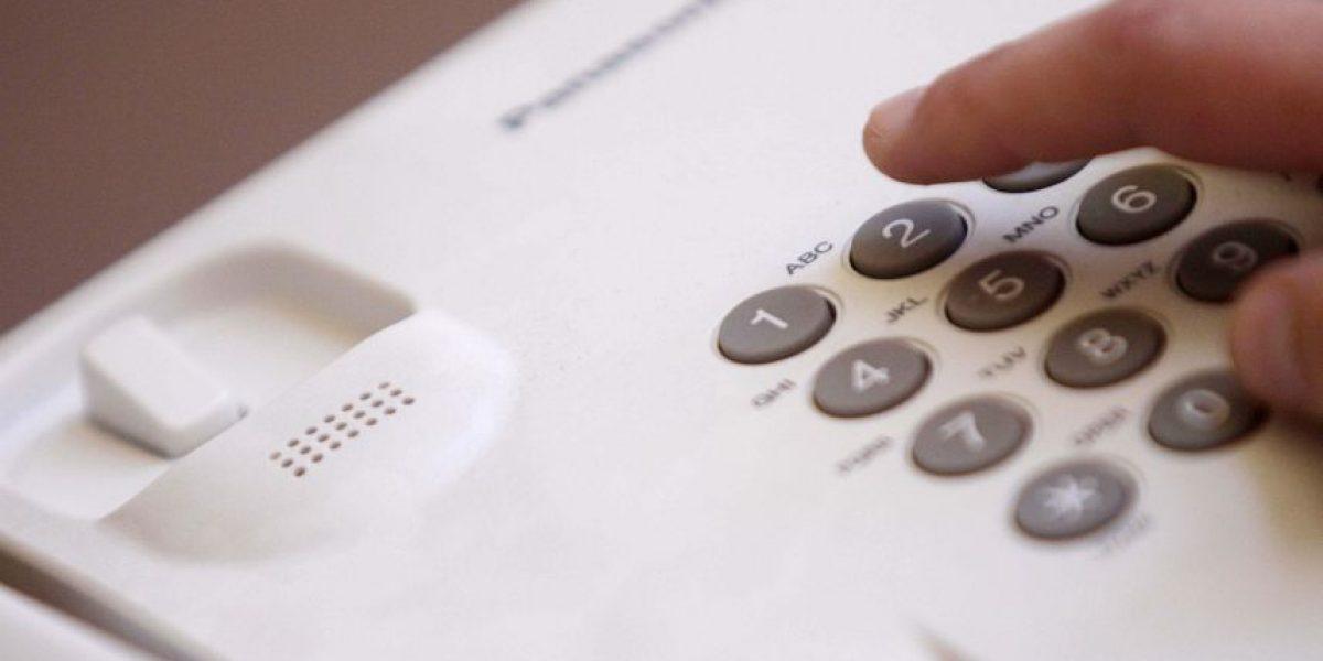 Avanza en el Congreso proyecto que sanciona las bromas telefónicas