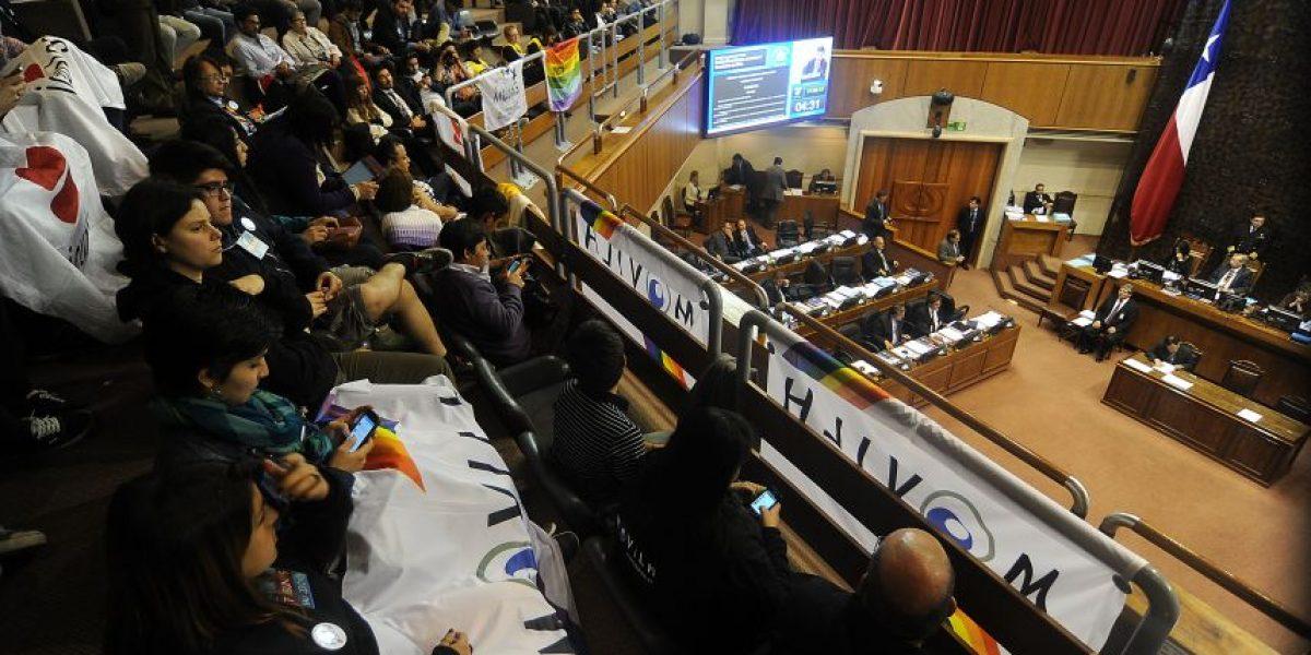 Comisión del Senado despachó proyecto sobre identidad de género