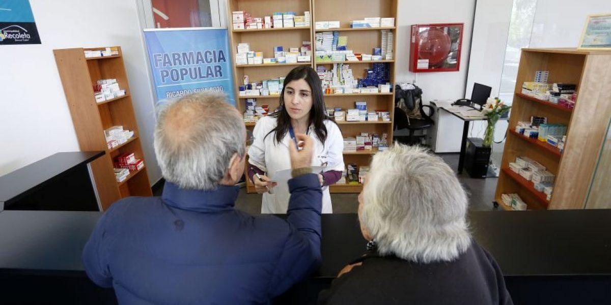 Quilicura se suma a Recoleta y estudia implementar su propia farmacia popular