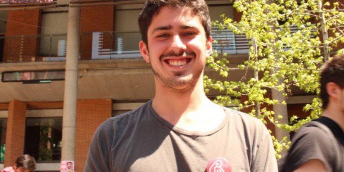 Daniel Gedda de Crecer UC: