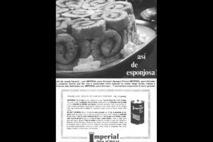 Publicidad de Imperial Foto:Captura Revista Ecran. Imagen Por:
