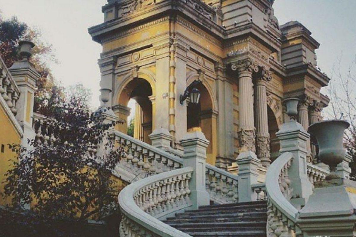 Foto:Instagram.com/ig_santiagodechile/. Imagen Por: