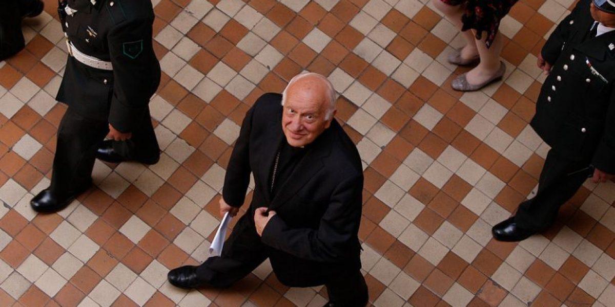 Cardenal Ezzati declara en la Corte por Caso Karadima
