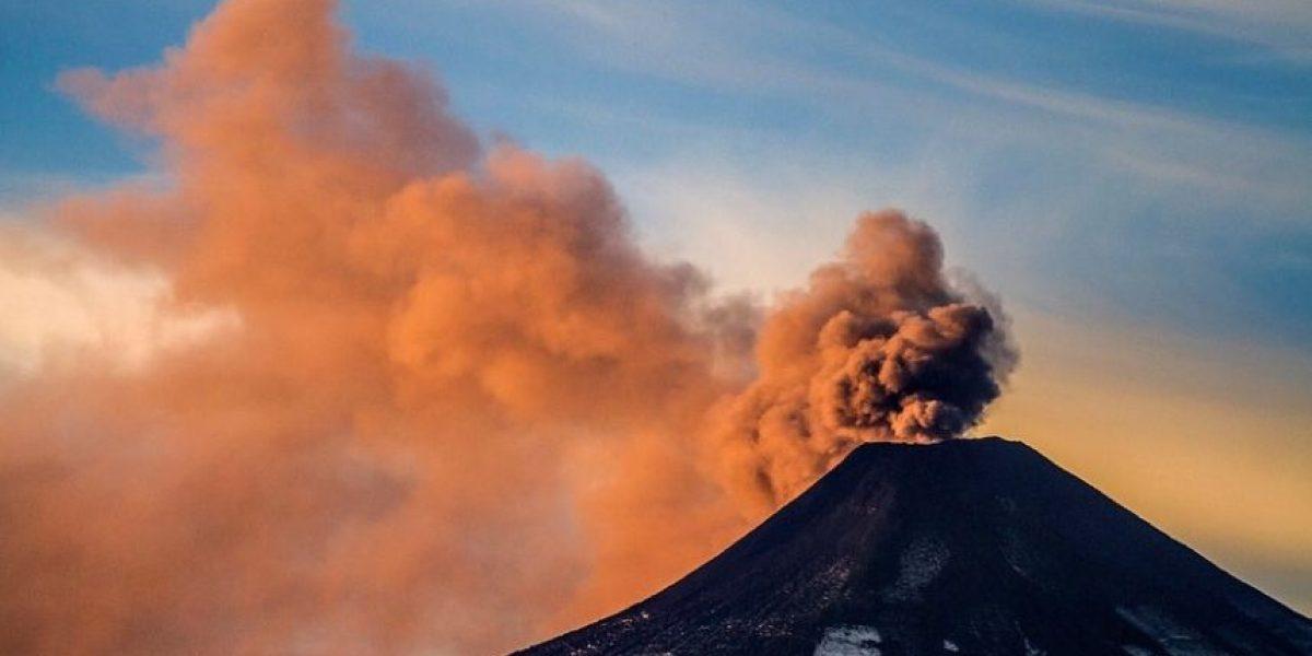 Conaf: rutas de acceso al volcán Villarrica están habilitadas en un 90%