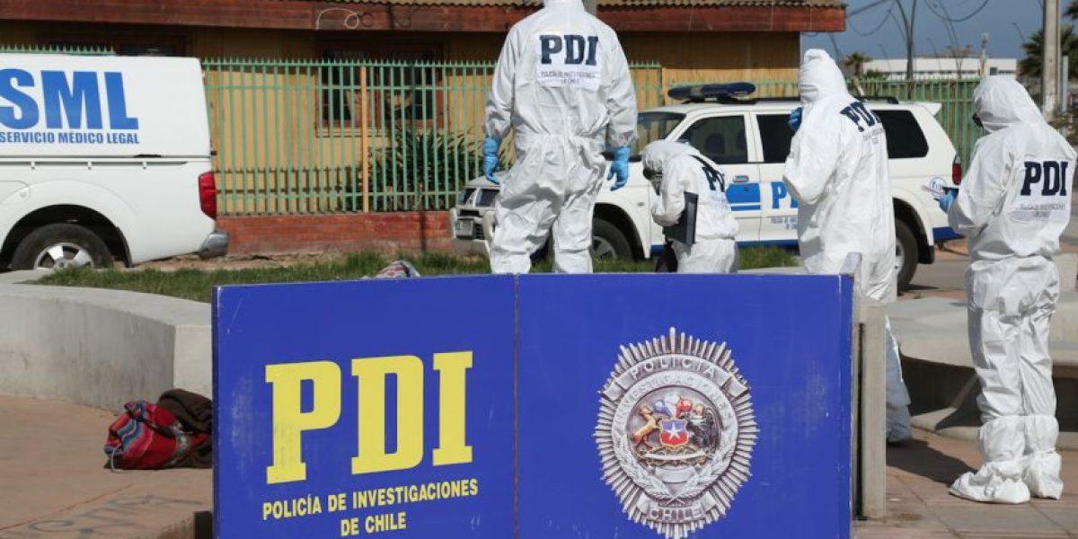 PDI investiga el hallazgo de cadáver en Coquimbo