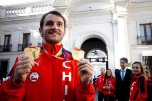 podría haber apoyado 343 al deportista nacional Foto:Agencia Uno. Imagen Por: