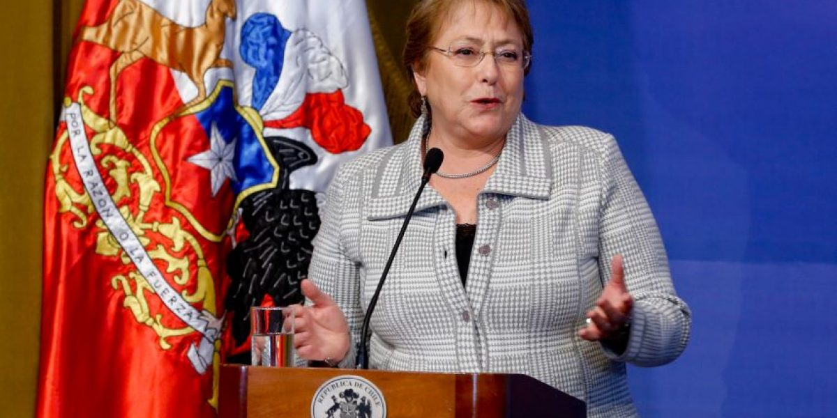 Bachelet: las