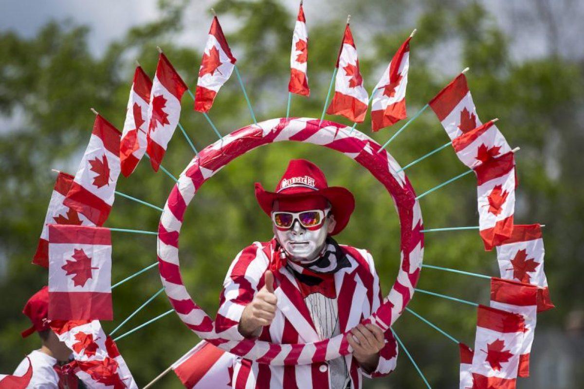 6. Canadá Foto:AP. Imagen Por: