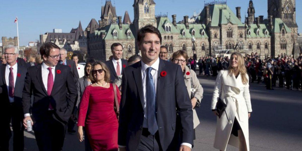 ¿Por qué causa polémica el gabinete del nuevo Primer Ministro canadiense?
