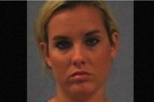 Alison Peck, de 23 años, fue acusada de tener relaciones con un alumno de 16 años Foto: WND. Imagen Por: