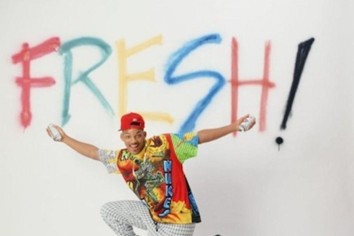 """Will Smith está produciendo un remake de """"El Príncipe del Rap"""", serie que se hizo famosa en la década de los 90. Foto:IMDb. Imagen Por:"""