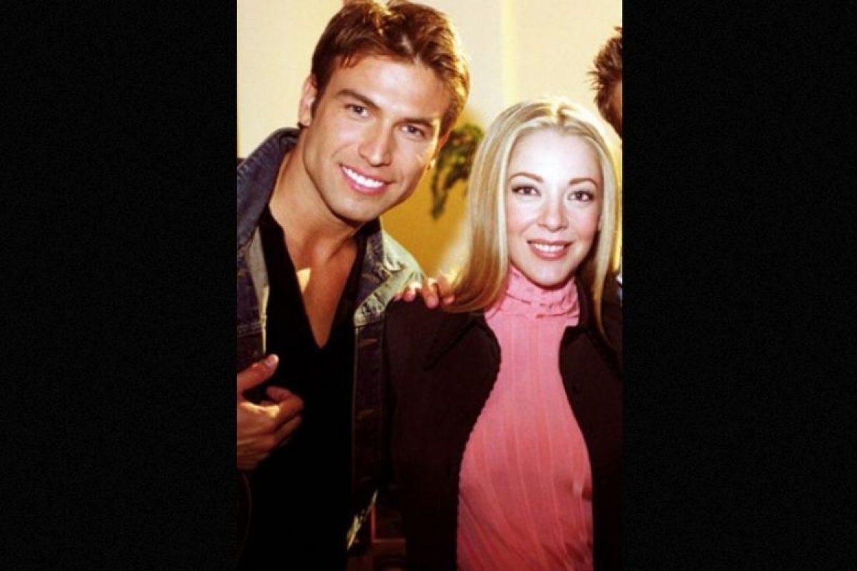 """En el 2002 trabajó junto a la actriz, Edith González en """"Salomé"""" Foto:Tumbrl. Imagen Por:"""