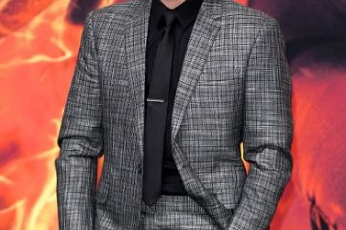 5. Josh Hutcherson Foto:Getty Images. Imagen Por: