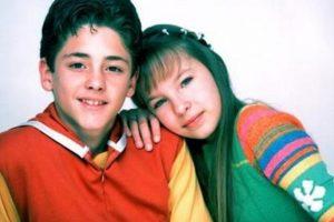 Sin embargo, Chris también fue su novio en la vida real Foto:Televisa. Imagen Por: