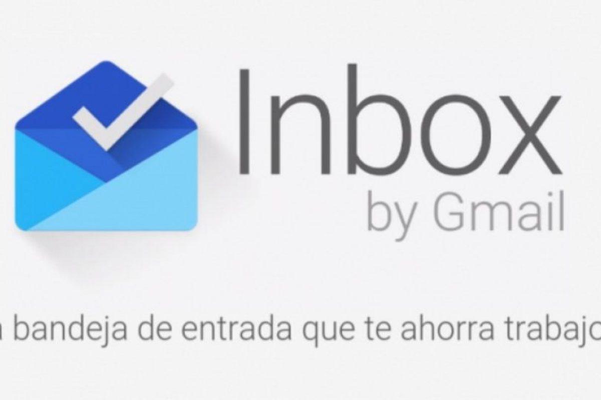 Inbox responderá los correos electrónicos por ustedes. Foto:Google. Imagen Por: