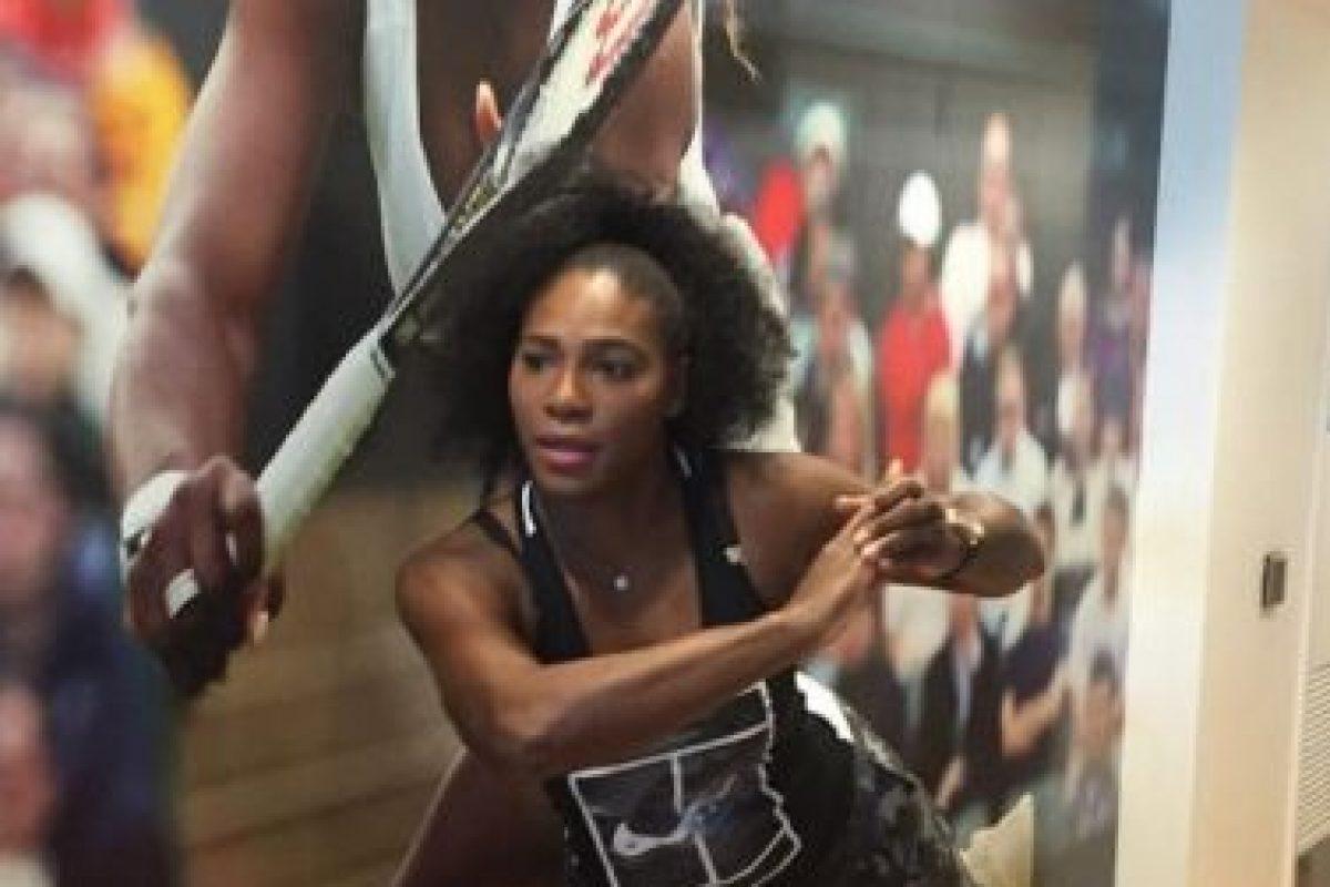 En total ha ganado 36 títulos de Grand Slam. Foto:instagram.com/serenawilliams. Imagen Por: