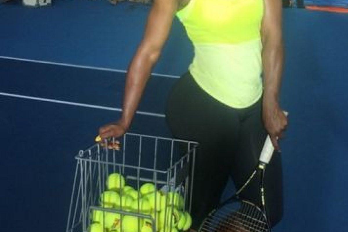 Solamente tiene tres campeonatos en Ronald Garros individual femenino. Foto:instagram.com/serenawilliams. Imagen Por: