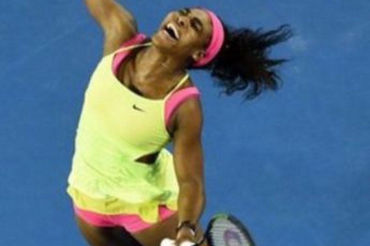 Su mejor tiro en el tenis es el revés a dos manos. Foto:instagram.com/serenawilliams. Imagen Por: